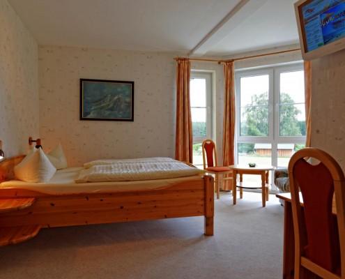 Zimmer im Landhotel *Am Peetscher See*