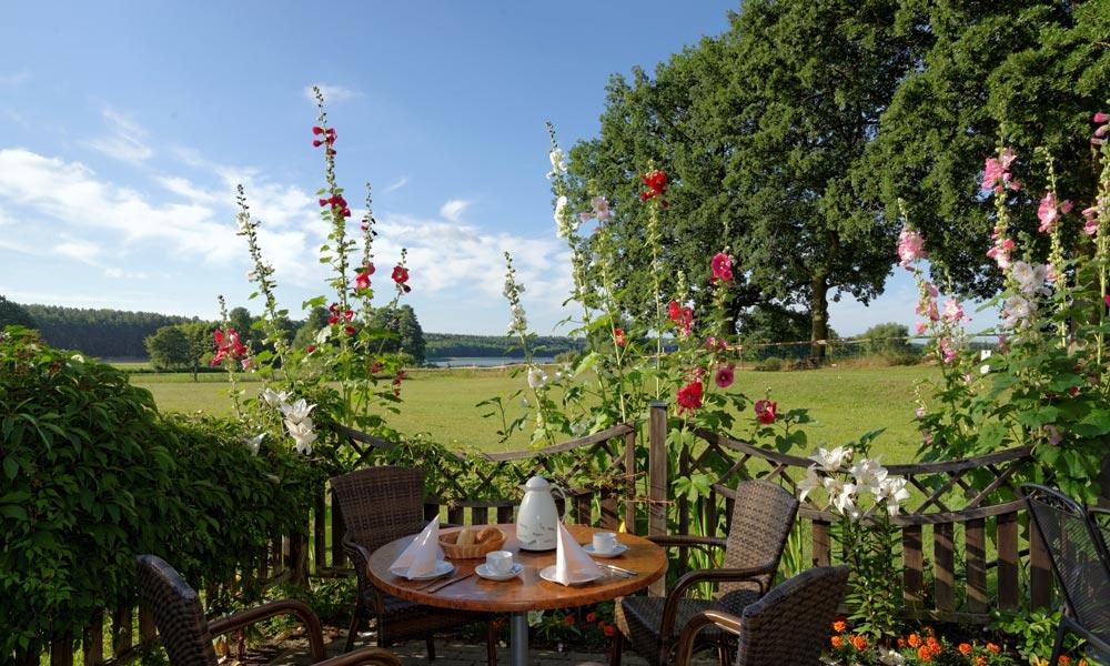 Impressionen Landhotel *Am Peetscher See* in Mirow
