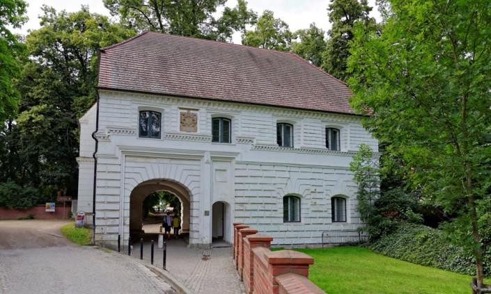 Das Torhaus in Mirow