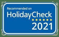 HolidayCheck 2021